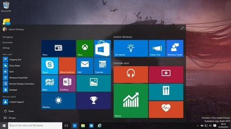 The Best New Features In Windows 10 | Interface Usability and Interaction | Scoop.it