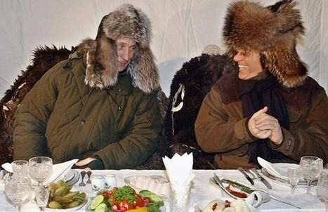 Pate pooper: Putin calls for destruction of smuggled Western produce   Spanish Ham   Scoop.it