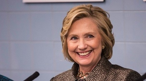 Hillary Clinton Set for Boost From Hollywood's Jewish Big Names - Jewish Daily Forward | CLOVER ENTERPRISES ''THE ENTERTAINMENT OF CHOICE'' | Scoop.it