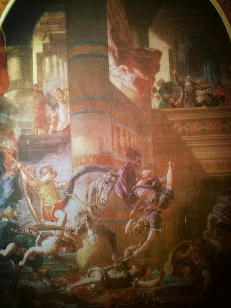 Twitter / MelinaRacle: Héliodore chassé du Temple, ... | L'actu culturelle | Scoop.it