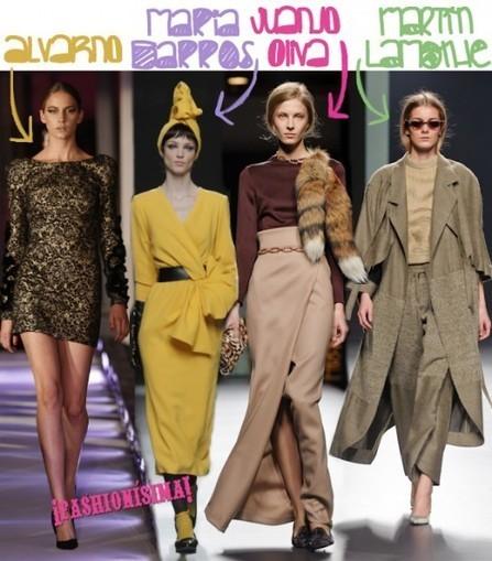 Escoge la mejor colección de la MBFWM otoño-invierno 2013/14 | DShopping | Agrega tu blog de moda | DShopping | Scoop.it