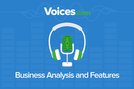 Start Marketplace for Voice Artists Similar to Voice.com with Top Clone Features | internet marketing | Scoop.it