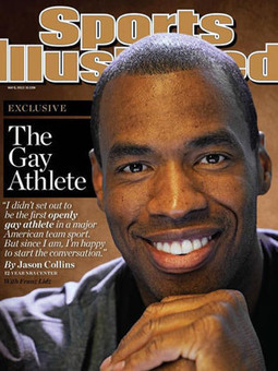 JASON COLLINS PAVES THE GAY WAY | Fierce! Gay Celebrity News - LGBTQ Trends | Gay Celebrity News | Scoop.it
