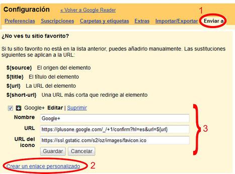 Comparte de Google Reader a Google Plus - Taringa!   Recull diari   Scoop.it