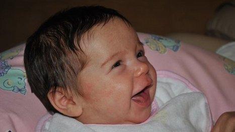 Katrien verloor haar dochtertje aan kinkhoest   Ouders Online   Scoop.it