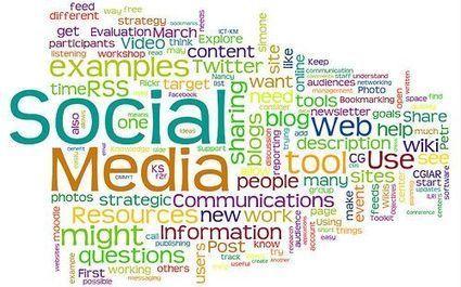 Social media: 100 statistiche sui cinque network più diffusi nel mondo | Social Mercor It | Scoop.it