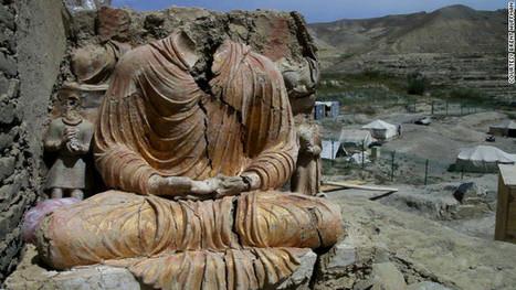 Afganistán destruirá la milenaria ciudad de Mes Aynak, clave en la Ruta de la Seda y el budismo - Arqueología, Historia Antigua y Medieval - Terrae Antiqvae | Art and Spaces | Scoop.it