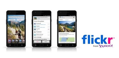 Flickr - Applications Android sur GooglePlay | Android Apps | Scoop.it