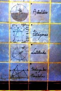 Matemáticas en la Estación Parque del metro deLisboa | GUSTOKO ARTIKULUAK | Scoop.it