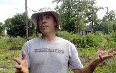 Foodies fight to save Detroit with farms | Aquaponics Fish Farming by Youmanitas | Scoop.it