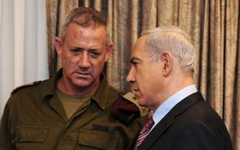 """Netanyahu authorizes arms shipment to """"rebels"""" in Syria 