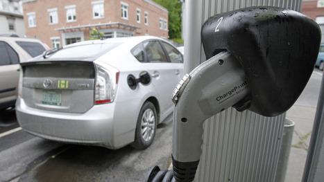 Electric vehicles may put 'disruptive load' on grid - CBC.ca | advanced fleet management | Scoop.it