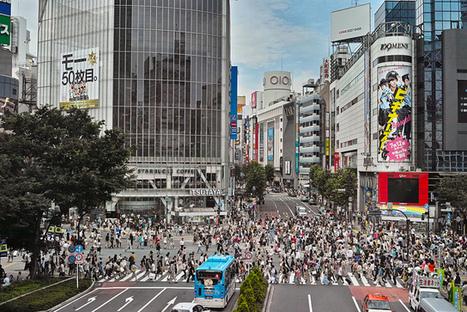 20120818_01_渋谷スクランブル交差点  【Explored at 17 July 2012】 | Sigma DP2 Merrill | Scoop.it