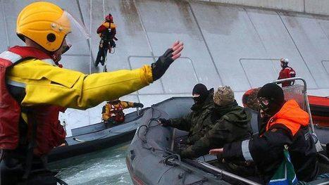 Ah, pué... #Rusia retiene un barco de Greenpeace que protestaba contra una plataforma petrolífera - RTVE.es   Laura Rípodas Raro   Scoop.it