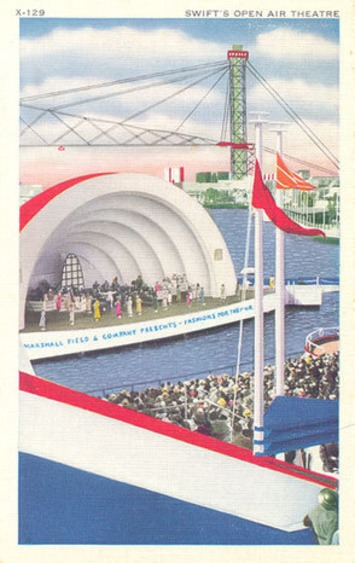 Chicago World's Fair 1934 - In Trudel's Words | Antiques & Vintage Collectibles | Scoop.it