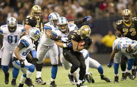 Detroit Lions vs New Orleans Saints live stream | Watch live sports stream | Scoop.it