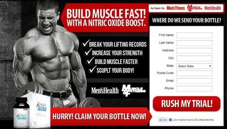 Interested in Xtreme nitro? - You Need To Read This First Before You Try It! | Body Max And Muscle Building Supplement | Scoop.it