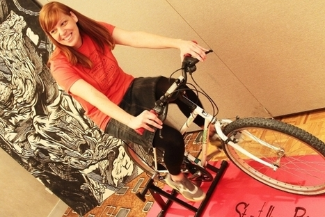 The Works: Storytelling Bicycles tell recycling tale | Narrative Tech | Scoop.it