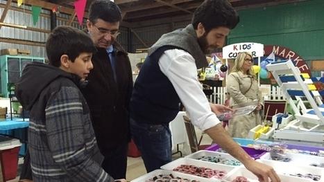 Sweet! Syrian chocolatiers in Antigonish donate profits to fire victims | Antigonish | Scoop.it