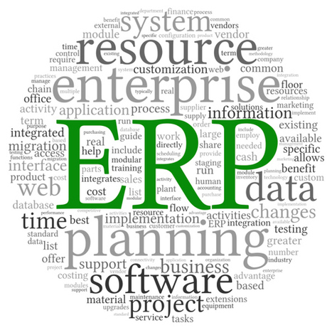 ERP in the Era of Cloud Computing | Cloud Central | Scoop.it
