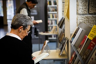 Lettre d'amour aux bibliothèques | Poezibao | Scoop.it