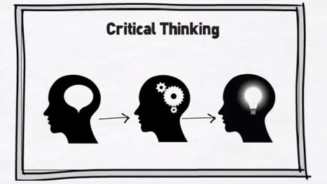 What is Critical Thinking? (Explained with Great Videos) - EdTechReview™ (ETR) | APRENDIZAJE | Scoop.it