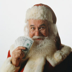 "Sorry, Santa Isn't Real … and Neither Is ""Free"" Money 