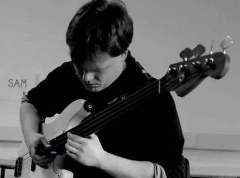 PREPARED GUITAR: Listen to Samuel C. Roberts | Prepared Guitar | Scoop.it