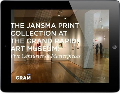Des gravures accessibles au monde entier grâce à l'application et au site web du Grand Rapids Art Museum | A visiter | Scoop.it