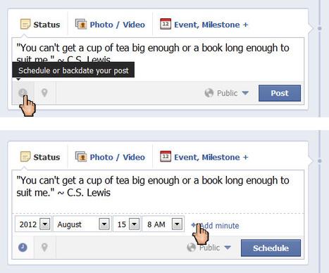 7 Tips For Crafting Local Business Updates In Facebook | Dandelion Social Media | Scoop.it