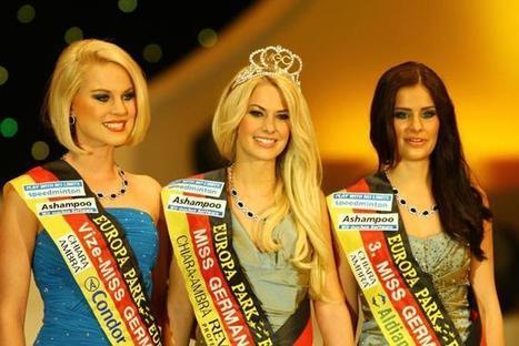 Isabel, ecco la nuova Miss Germania | FASHION & LIFESTYLE! | Scoop.it