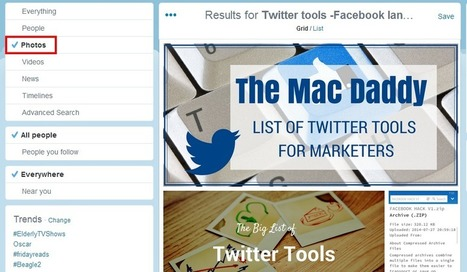 Twitter Advanced Search: The Ultimate Guide from  RazorSocial | world images | Scoop.it