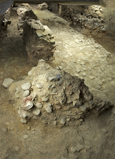 Colchester's Monumental Roman Arcade Uncovered | LVDVS CHIRONIS 3.0 | Scoop.it