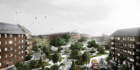 In Copenhagen, A Neighborhood Keeps Pace With Climate Change... | The Big Picture | Scoop.it