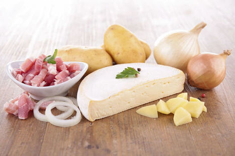 3 recettes printanières pour faire rimer Reblochon avec autre chose que tartiflette | The Voice of Cheese | Scoop.it