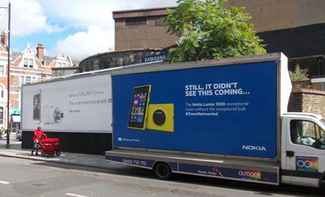 Nokia Lumia 1020 takes Samsung Galaxy S4 for a ride - Indian Express | Nokia 1020 | Scoop.it