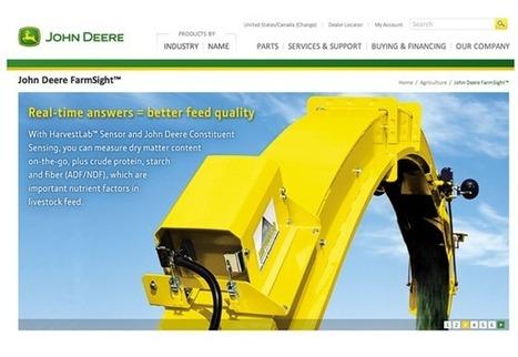 John Deere is revolutionizing farming with big data   Predictive Analysis   Scoop.it