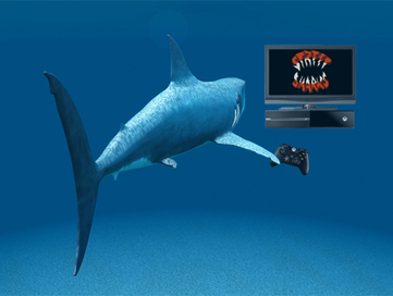 World's First Xbox One Guarded by Sharks in New Zealand; Shark Expert ... - Mother Jones | Gaming | Scoop.it