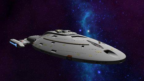 WebGL Demo – USS Voyager | opencl, opengl, webcl, webgl | Scoop.it
