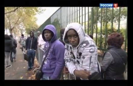 CLICHÉS – L'immigration en France vue par une télévision russe | Du bout du monde au coin de la rue | Scoop.it