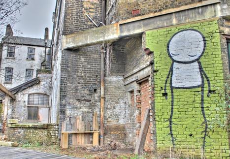 Le musée du tag à Londres ?! | Voyage Insolite | Docs utiles pour la classe | Scoop.it