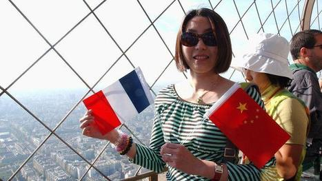 Les touristes chinois dépensent plus en France qu'à Singapour ou ... - Le Figaro | Marketing Touristique Innovant | Scoop.it