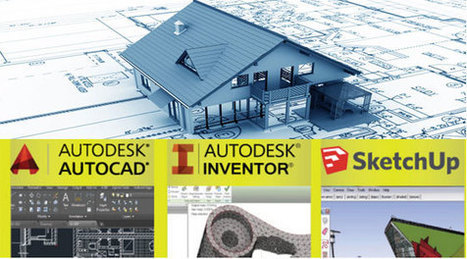 An exclusive course on AutoCAD, Inventor and Sketchup by InfoEra Latvia | BIM Forum | Scoop.it