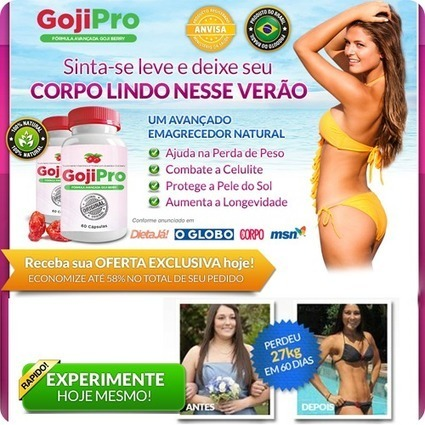 Gojipro review - Use now and get amazing benefits! | Lose weight now! | Scoop.it