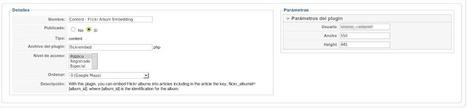 Liberada Flickr Album Embedding version 1.6 para Joomla 2.5 | El ... | Recursos | Scoop.it