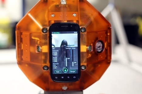 How NASA got an Android handset ready to go into space | Sci-Tech News | Scoop.it