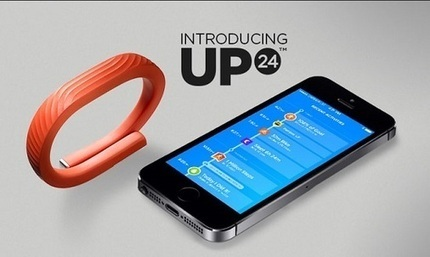 Up Your Fitness Level with the Jawbone UP24 Wristband | Writing in my Own Words | Scoop.it