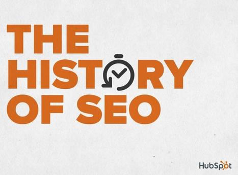 L'histoire du référencement et des moteurs de recherche depuis 1994 | Web & nouvelles technologies | Scoop.it