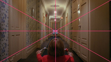 Lines Reveal the Great Compositions in Famous Movies | Film Production & Analysis | Scoop.it