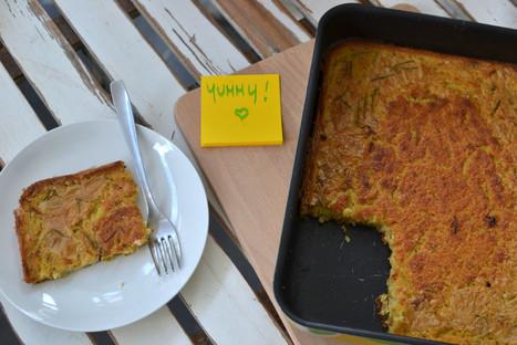 Farinata di ceci e patate alle erbette | MangiaComeCorri | Alimentazione Naturale, EcoRicette Veg e Vegan | Scoop.it